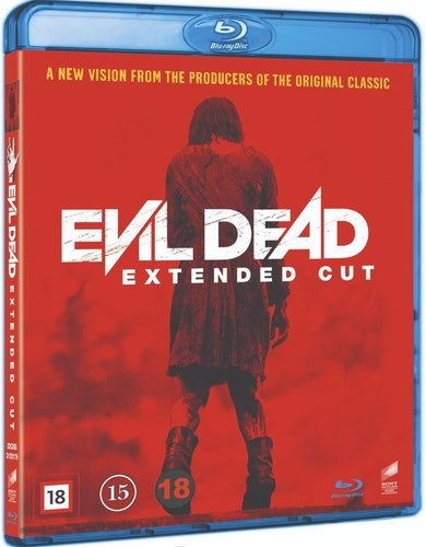 Evil Dead (2013) - Unrated bluray
