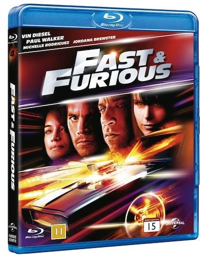 Fast & Furious 4 (Bluray)