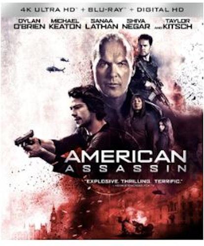 American Assassin 4K Ultra HD (import)