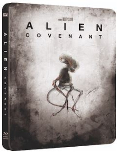 Alien Covenant Steelbook 4K Ultra HD