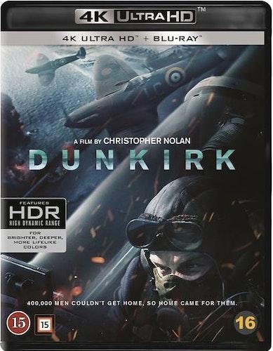 Dunkirk 4K Dunkirk (UHD+BD)