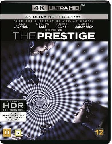 The Prestige (UHD+BD) 4K