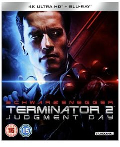 Terminator 2 4K Ultra HD (import)