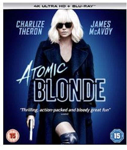 Atomic Blonde 4K Ultra HD (import)