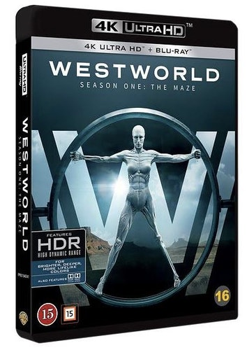 Westworld Season 1 4K Ultra HD