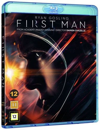 First Man bluray