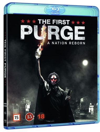 The First Purge bluray