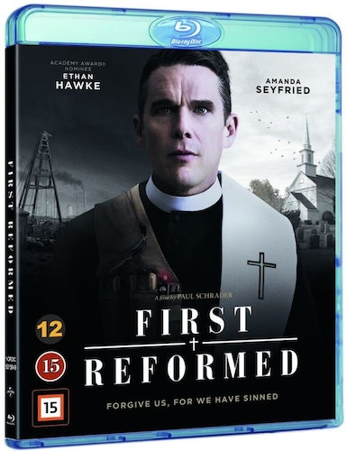 First Reformed bluray