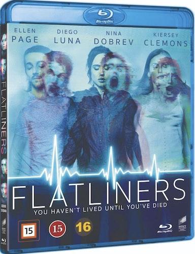 Flatliners (2017) bluray