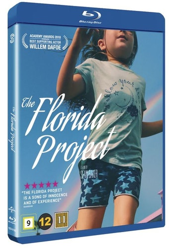 The Florida Project bluray