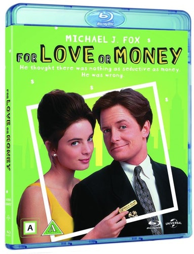 For Love or Money bluray