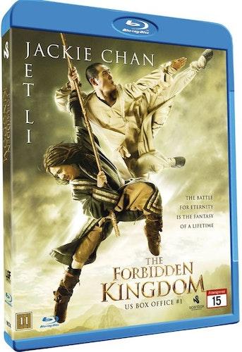 Forbidden Kingdom bluray