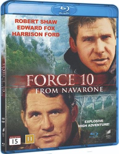 Force 10 from Navarone/Styrka 10 från Navarone bluray
