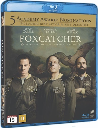Foxcatcher bluray