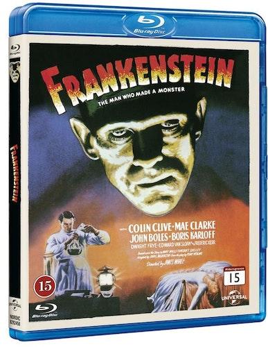 Frankenstein (1931) bluray