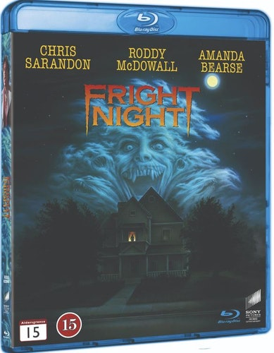 Fright Night (1985) bluray