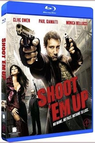 Shoot 'Em Up bluray