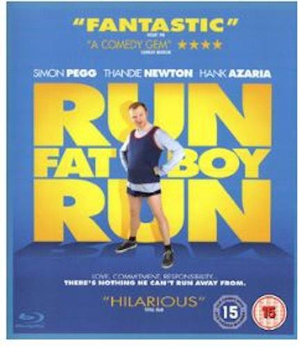 Run Fat Boy Run bluray (import)