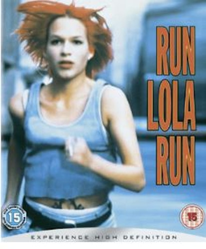 Run Lola Run bluray (import)