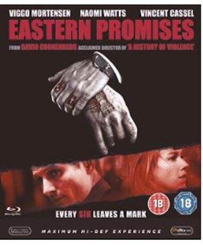Eastern Promises bluray