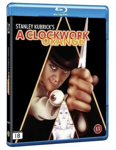 Clockwork Orange bluray
