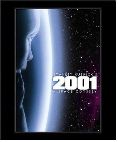2001: Ett Rymdäventyr bluray