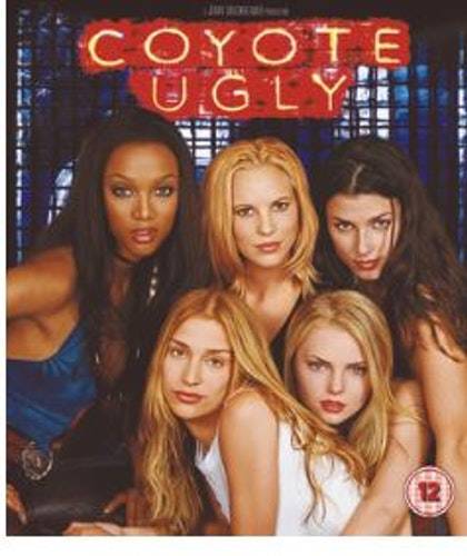 Coyote Ugly bluray (import med sv text)