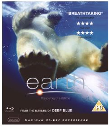 Earth bluray (import)