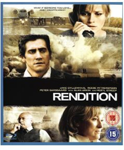 Rendition bluray (import)