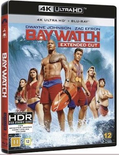 Baywatch 4K UHD bluray