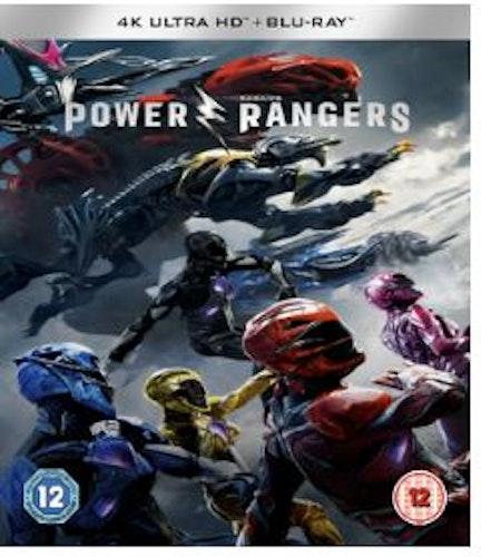 Power Rangers 4K Ultra HD + Blu-Ray (import)