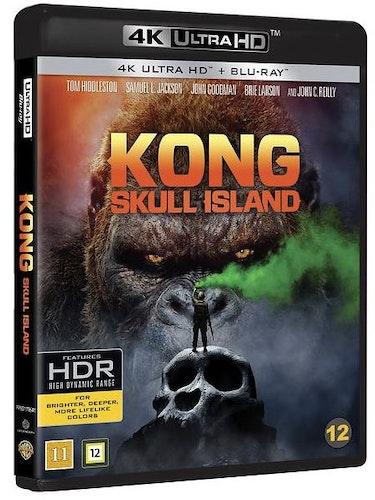 Kong: Skull Island (UHD+BD) 4K