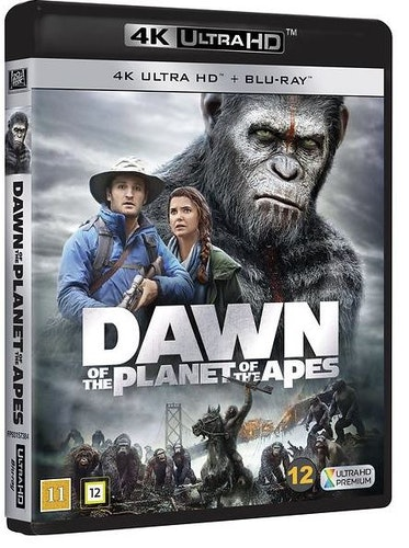 Dawn of the Planet of the Apes (UHD+BD) 4K