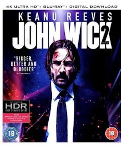 John Wick - Chapter 2 4K Ultra HD (import)