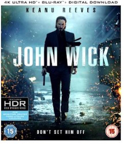 John Wick 4K Ultra HD (import)
