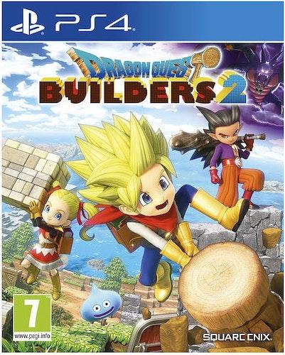 Dragon Quest: Builders 2 (PS4)