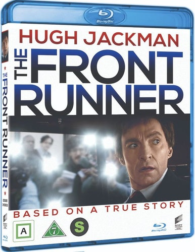The Front Runner bluray