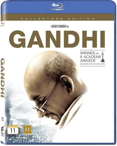 Gandhi bluray