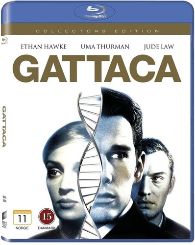 Gattaca bluray
