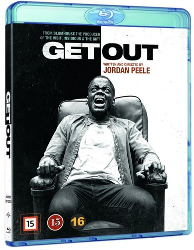 Get Out bluray