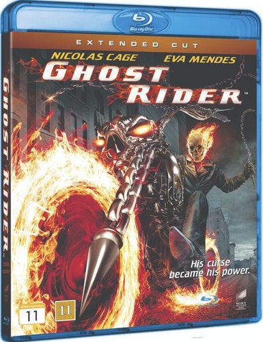 Ghost Rider bluray