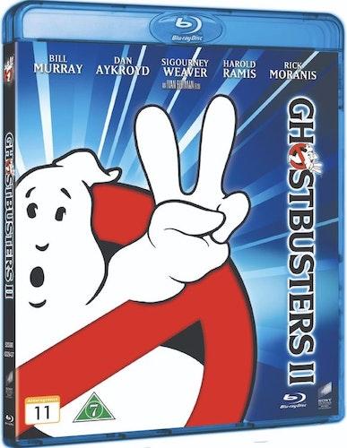 Ghostbusters 2 II bluray