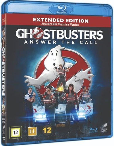 Ghostbusters (2016) bluray
