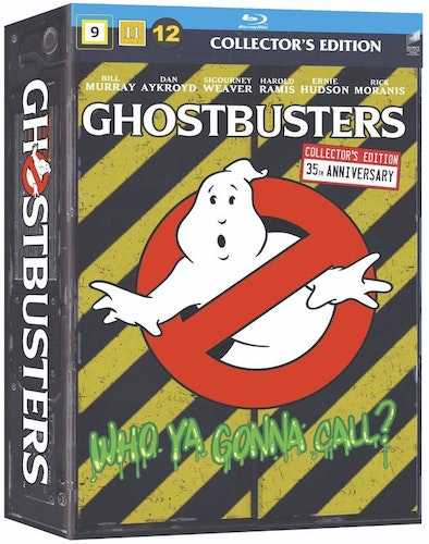 Ghostbusters - 35th Anniversary Limited Edition bluray