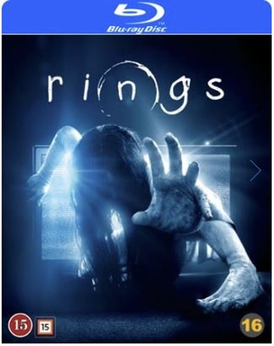 Rings bluray (import med svensk text)