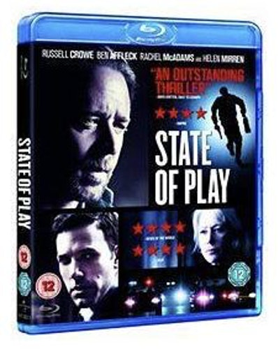 State of Play (Bluray) (Import med Svensk Text)