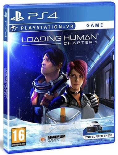 Loading Human (VR) (PS4)