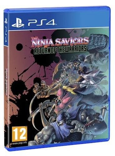 The Ninja Saviors: Return of Warriors (PS4)