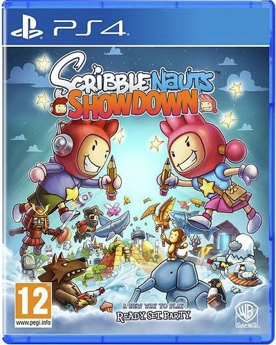 Scribblenauts: Showdown (PS4)