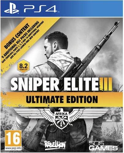 Sniper Elite III (3) - Ultimate Edition (PS4)